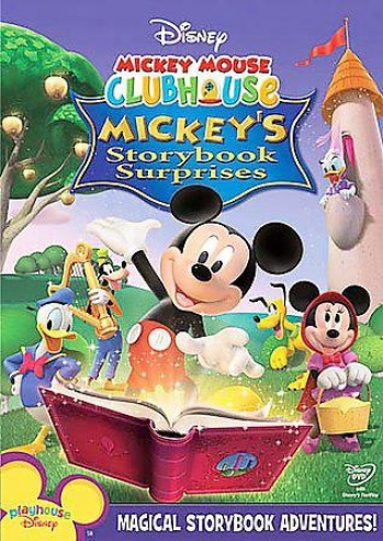Mickey Mouse Clubhouse - Mickey's Storybook Surprises