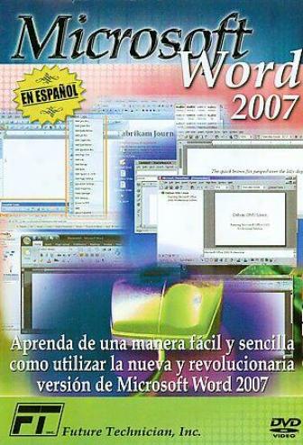 Microsoft: Word 2007