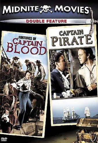 Midnite Movies - Fortunes Of Captain Blood/captain Pitate
