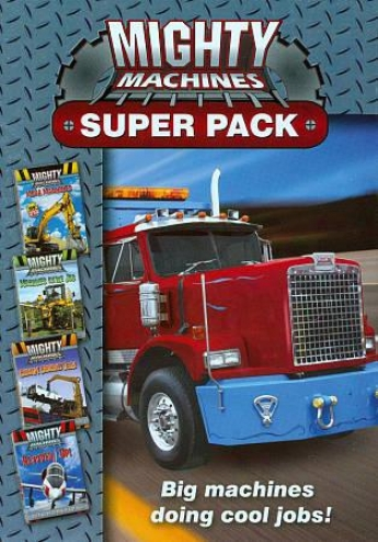 Mighty Machines: Super Pack