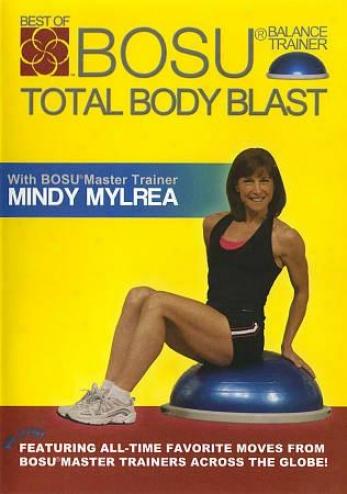 Mindy Mylrea: Best Of Bosu - Total Body Blast