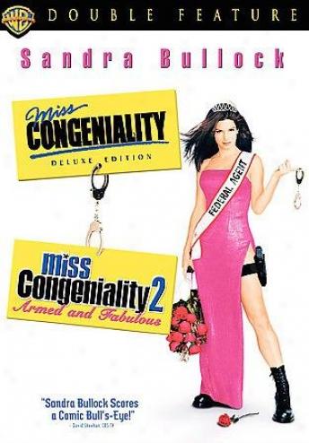 Miss Congeniality/mss Congeniality 2