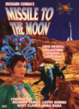 Missile To The Moon/project Moonbase - 2 Pack