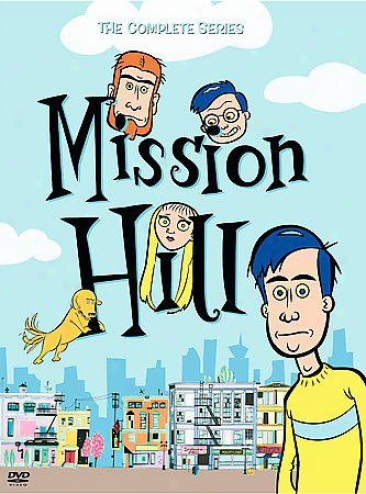 Mission Hill: The Compplete Series