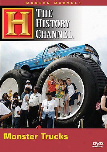 Modern Marvels - Monster Trucks