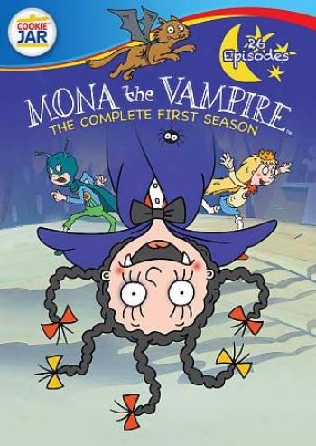 Mona The Vampire: The Coplete First Season