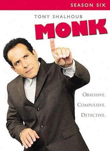 Monk - Season Six/psych: Season Two