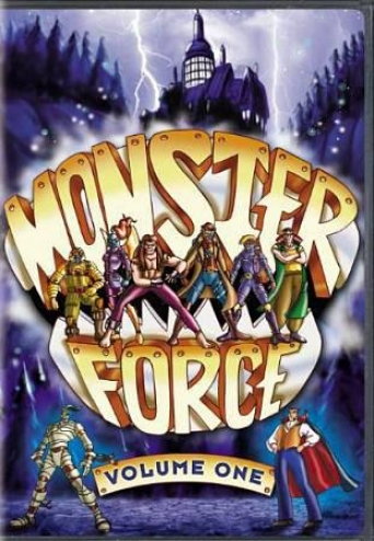 Monster Force - Volhme One