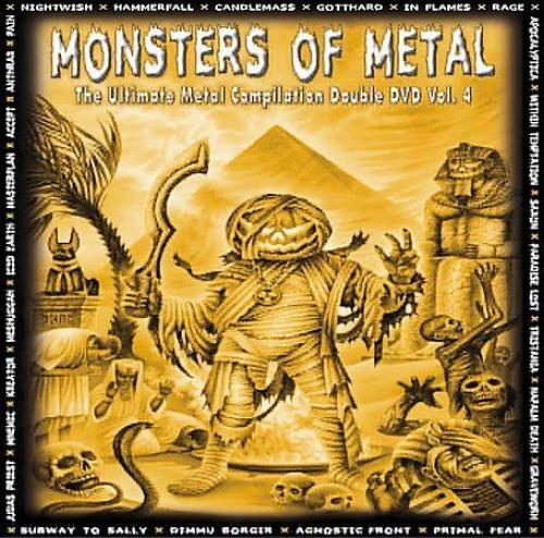 Monters Of Metal - Vol. 4