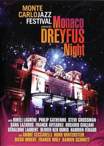 Monte Carlo Jazz Festival Presents: Monaco Dreyfus Night
