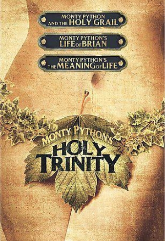 Monty Python And The Holy Grail/life Of Brian/meaning Of Life