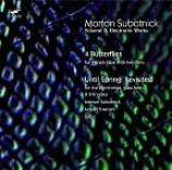 Morton Subotnick: Electronic Works, Vol. 3