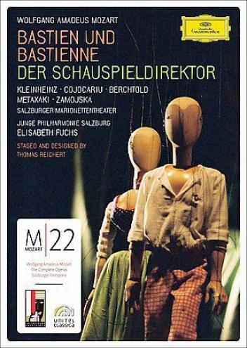 Mozart: Bastien