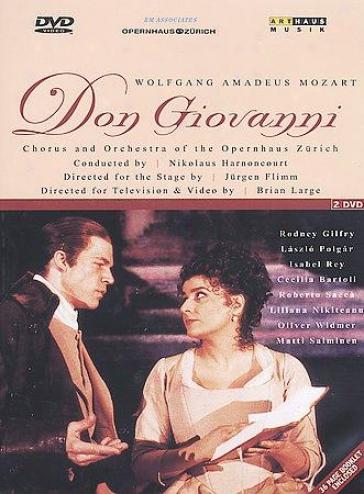 Mozart - Don Giovanni / Opernhaus Zurich