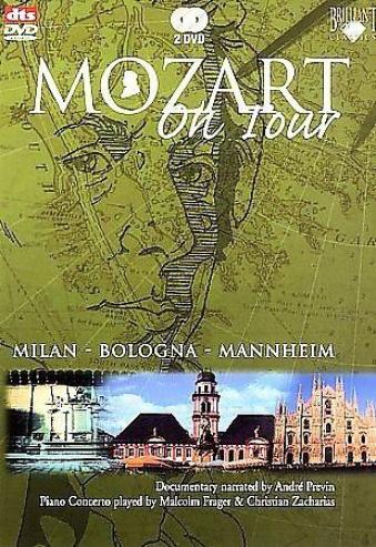 Mozart On Journey, Part 2: Mlan, Bologna, Msnnheim