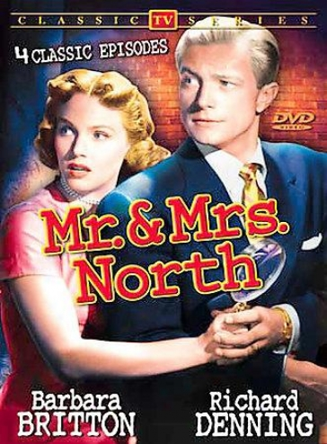 Mr & Mrs. North - 4 Classic Episodes