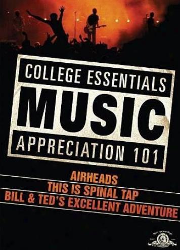 Music Appreciation 101 - Giftset