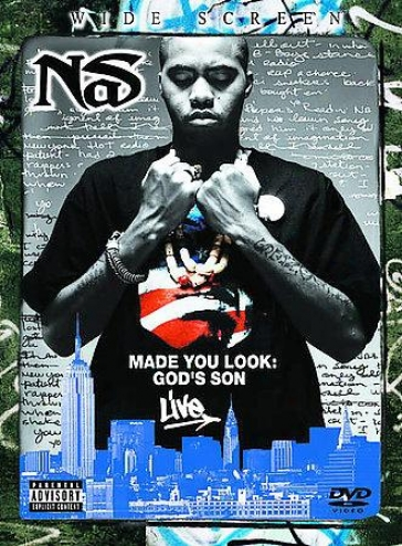 Nas - Made You Look: God's Sn Live