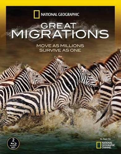 National Geogrzphic: Great Migrations