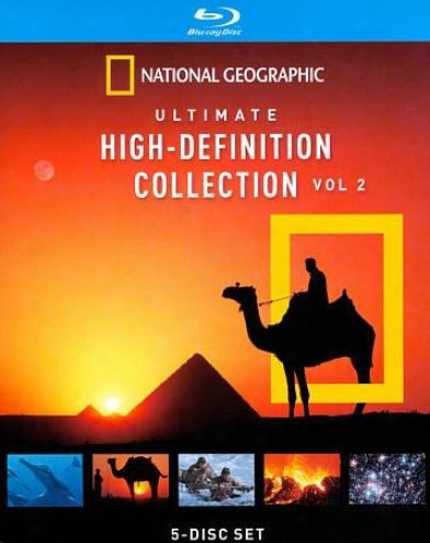 National Geofraphic Ul5imate High-definition Collection, Vol. 2