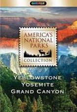 National Parks: Yellowstons, The Grand Canyon, And Yosemite - 3 Films