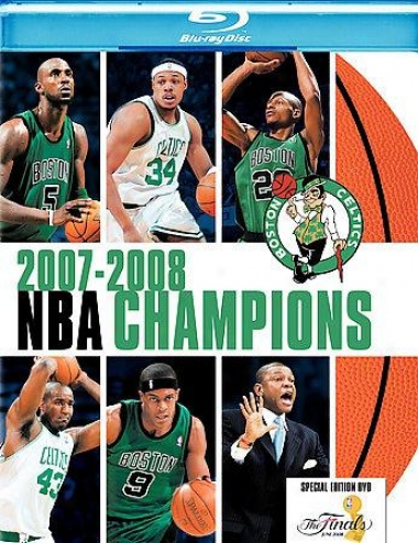 Nba Champions 2007-20008