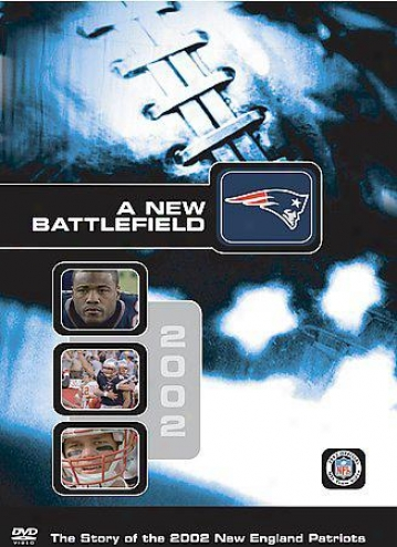 Repaired England Patriots 2002 Official Nfl Team Video