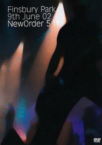New Order - Live At Fisnbury Park