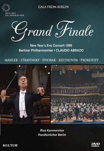 New Year's Concert 1999: Grand Finale Gala