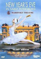 New Year's Eve In St. Petersburg / Mariinsky Theatre Orchestra, Valery Gergiev