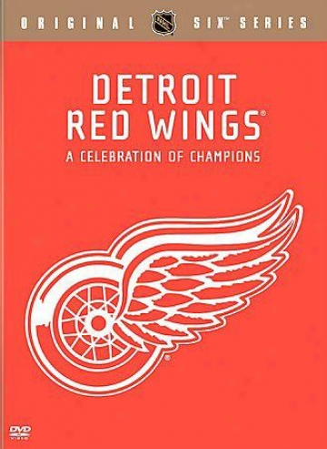 Nhl Original Six Series - Detroit Red Wings