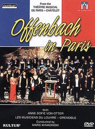 Offenbach In Paris