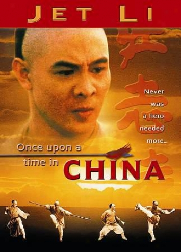 Once Upkn A Time In China