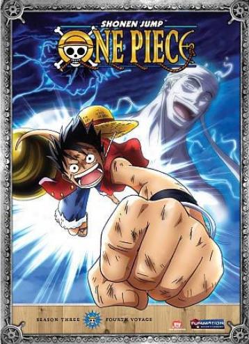 One Piece: Season 3 - Fourth Voyage