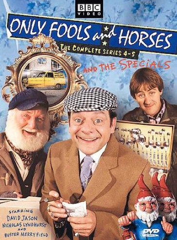 Only Fools And Horses - Complete Series 4 -5