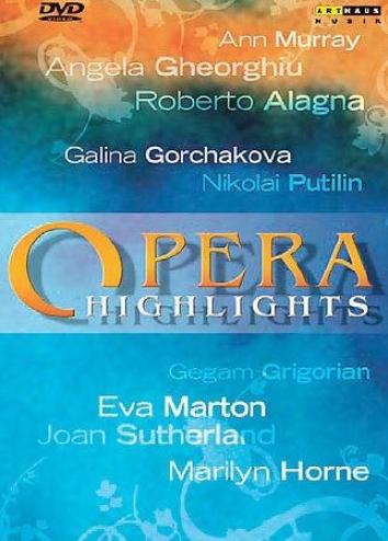 Opera Highlights - Vol. 1