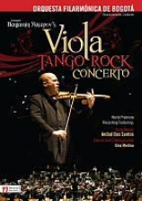 Orquesta Filarmonica De Bogota: Benjamin Yusupov's Viola Tango Rock Concerto