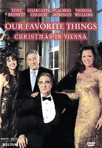 Our Favorite Things - Christmas In Vienna
