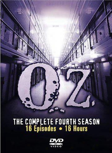 Oz - The Complete Fourth Sason