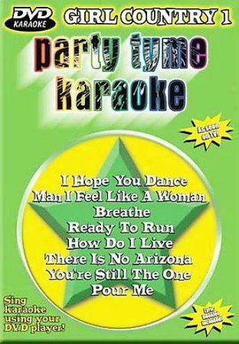 Party Tyme Karaoke - Lass Country 1