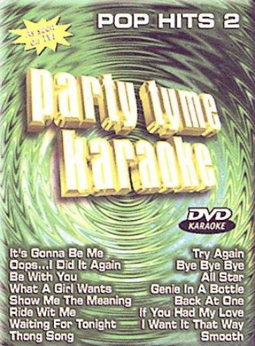 Party Tyme Karaoke - Pop Hits 2