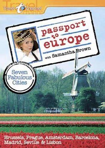 Passport To Europe - Seven Fabulous Cities