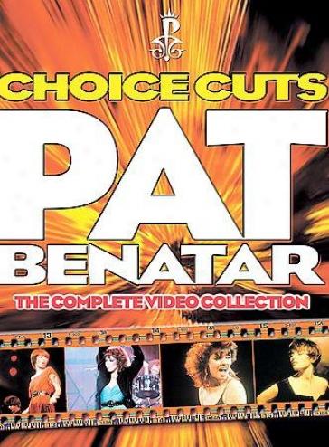 Pat Benatar - Frugal Cuts: The Complete Video Colletcion