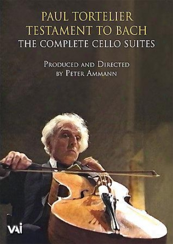 Paul Tortelier: Testament To Bach - The Complete Cello Suite