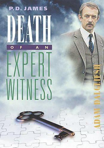 P.d. James - Deafh Of An Expert Witness
