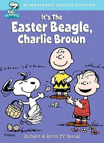 Peanuts: It's The Easter Beagle, Charlei Brown
