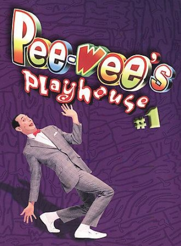 Pee-wee's Playhouse Volume # 1