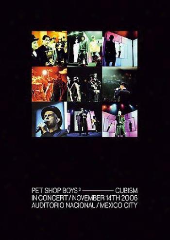 Pet Shop Boys - Cubism In Concert