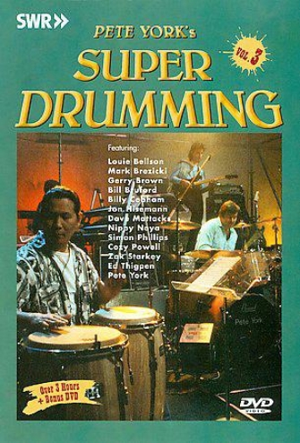 Pete York's Super Drumming - Volume 3