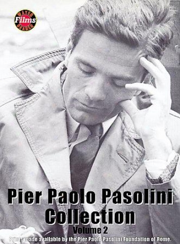 Pier Paolo Pasolini Collection - Volume 2
